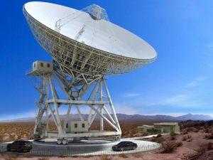 4 empresas presentaron ofertas para construir la base del radiotelescopio Calingasta U$S 2 Millones