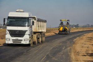 Gral. Guido 5 ofertas para la obra de pavimentación del camino Labardén-Maipú $ 29 Millones