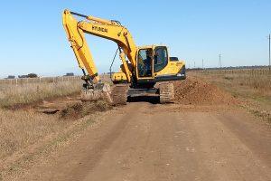 6 empresas ofertaron el mantenimiento de caminos rurales en Olavarria $ 8 Millones