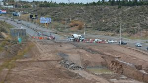 Cruce en Ruta 7 Servipet, CN Sapag y Basaa avanzan a buen ritmo $ 316 Millones
