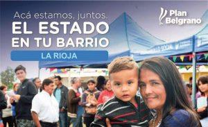 El titular del Plan Belgrano en La Rioja dijo que la provincia debe certificaciones de obras
