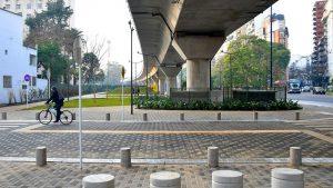 Se presentan cuatro empresas para explotar los espacios debajo del viaducto del FERROCARRIL MITRE