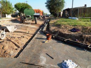 Obras básicas y pavimento de hormigón armado en 13 cuadras de Gualeguaychu única oferta