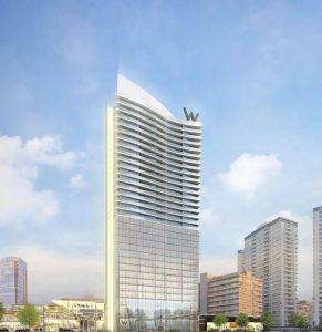 La cadena Marriott acordó con GNV Group la construcción de un hotel de lujo W en Puerto Madero U$S 100 Millones
