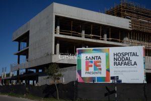 8 Ofertas para el Hospital Nodal Rafaela $ 1.198 Millones