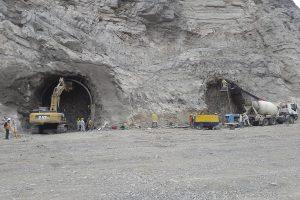 En el pico de obra, el dique El Tambolar ocupará 1.400 obreros durante 3 años