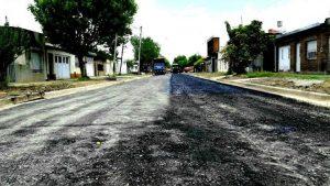 Rosario 5 Ofertas para pavimento definitivo en barrio Matheu $99 Millones