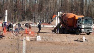 Tecpetrol comenzó a construir su sede en Neuquén