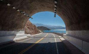 5 empresas licitaron por la rehabilitación del viejo túnel de Cacheuta $64 Millones