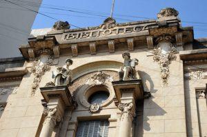 Llamarán a licitación para la puesta en valor de la Biblioteca Popular de Paraná