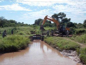Adjudican a EL FUNDADOR S.R.L. el acueducto en Canal de Dios – Tramo – Los Pirpintos a Pampa de los Guanacos $ 209 Millones