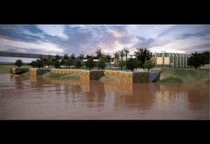 Adjudicaron a INSA – ARCA la Defensa Barrio Pezcador – Pcia de Chaco $ 522 Millones