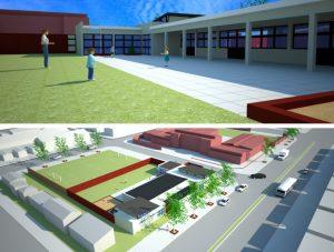 Dos propuestas para finalizar la construcción del Jardín de Infantes en San Pedro