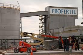 Profertil lanzó una licitación internacional para ampliar su planta en Bahía Blanca