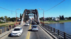 Obring comienza trabajos el mantenimiento en Puente Carretero $ 15 Millones