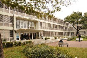 Tecnogeo efectúa obras en el edificio de los Tribunales de La Paz $ 2,7 Millones