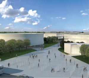 La UNRaf adjudicó la construcción del primer edificio de su campus
