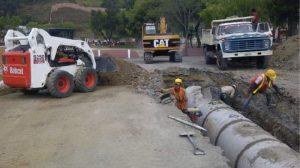 17 empresas que pugnan por construir el acueducto de Tanti $ 206 Millones