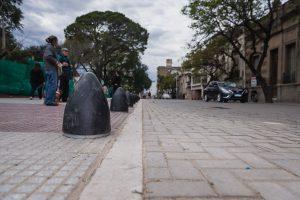Paraná obras en los extremos de la peatonal