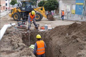 2 ofertas para pavimento, agua y gas para tres barrios de Comodoro $ 31 Millones