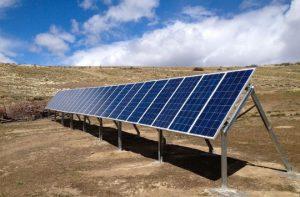 6 Empresas paral la ampliación de la planta solar de Ullum $ 660 Millones