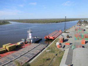 Ofertas para obras de infraestructura en el puerto de Santa Fe $ 60 Millones