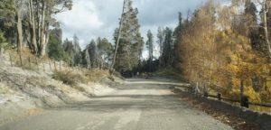 Anunciaron la licitación y obra de asfalto de la ruta 65 a Villa Traful