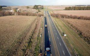 Desmienten que las obras de la Ruta N° 3 hayan sido suspendidas