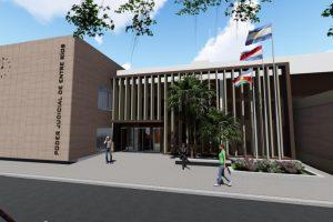 Licitarán la construcción de los Tribunales de Feliciano $ 18 Millones