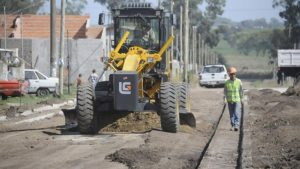 Tandil y Gardey más de 16 millones de pesos para concretar nuevas obras de infraestructura urbana