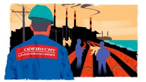 Odebrecht pasó de 10.000 a 100 empleados en la Argentina