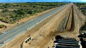 El Gobierno paró la obra de la Ruta 40 50 Km San Juan Mendoza