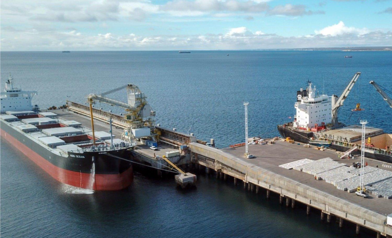 Puerto Madryn: En agosto estaría operativo el Sitio 2 del muelle Storni