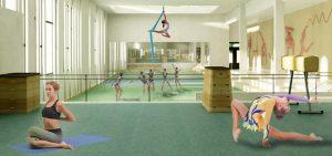 La UNAHUR firma contrato con Ashora para la construcción de un nuevo Espacio de expresión corporal y gimnasia $ 19 Millones