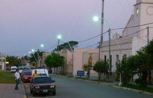 Ofertas para el rediseño del alumbrado público de algunas calles de Feliciano $ 5 Millones