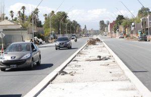 Multaron a la Milicic por el ensanche de avenida Ignacio de la Roza