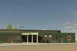 Tres ofertas para finalizar la construcción del hospital de Las Grutas $ 130 Millones