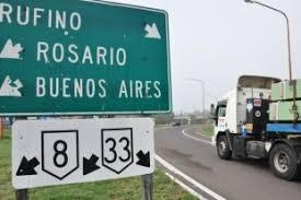 Suspendieron los trabajos destinados a la Autopista Rufino – Rosario