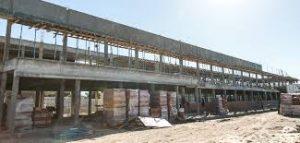 Se retoman las obras del Jardín de Infantes N°325 en Alvear $ 150 Millones