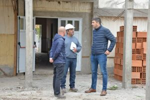 Se reinició la obra en el Jardín de Infantes Nº 930 Partido de Olavarría $ 6 Millones