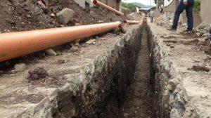 Adjudicaron a Elorza obras para los barrios Atuel y 26 de Septiembre