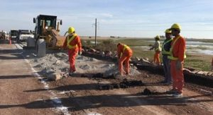 Adjudican a TMC SA – Ruta 81 SRL por $142 Millones la recuperación vial de la carretera provincial N° 22