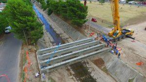 Cómo será el nuevo puente que se construirá sobre el Canal Sur