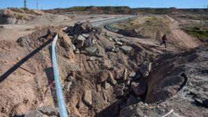 El cráter de Ruta 7 recién se arreglará para Navidad – Neuquen