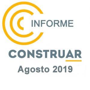 CONSTRUAR – Informe de la obra pública Agosto 2019