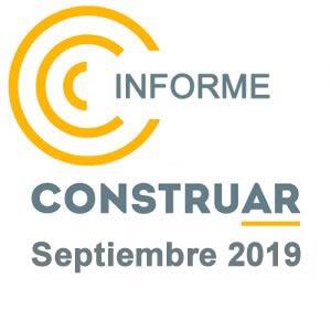 CONSTRUAR – Informe de la obra pública Septiembre 2019