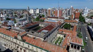 COEMYC SA. Pondrá en valor 4.958 m2 de la Manzana Histórica de la UNL $71.5 Millones