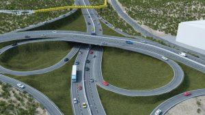 El Nodo Vial de la ruta 7 Neuquén no estará habilitado hasta marzo del año que viene $ 272 millones