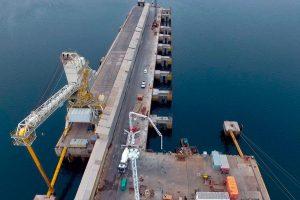 Observaciones a la obra de terminación del Sitio 2 del Storni