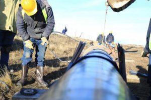 Lanzan licitación para interconectar los gasoductos San Martín y Fueguino $ 860 Millones